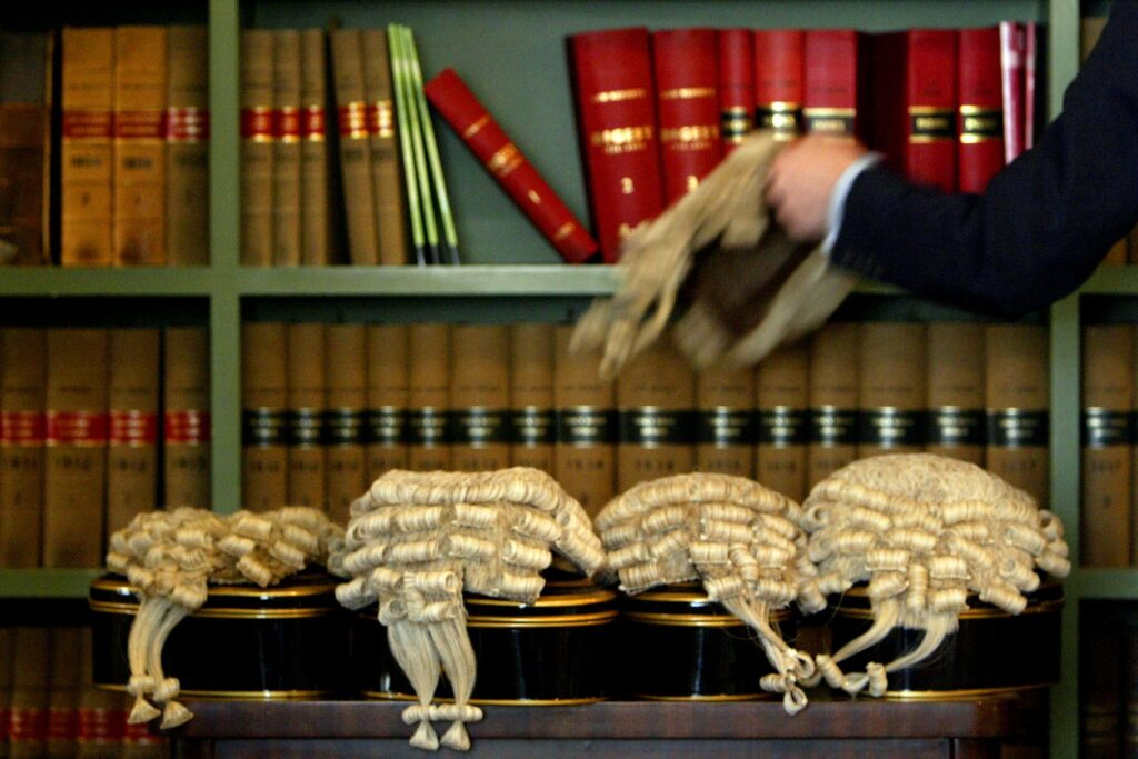 barrister's fees